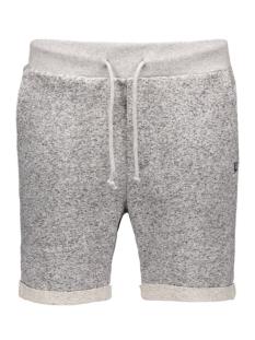 Jack & Jones Korte broek jjorBoost Sweat Shorts 12104874 grey melange