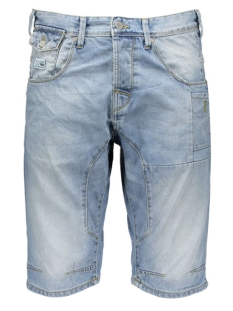 Jack & Jones Korte broeken jjiOsaka jjLong Shorts 12107045 blue denim