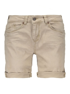 Object Korte broek ObjAlly Canvas Shorts 23021861-1 oxford tan