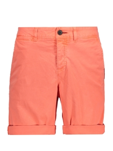 Superdry Korte broek M71002NO HYPER POP CHINO Orange