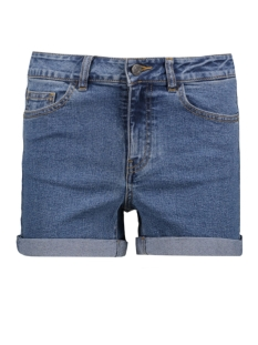 NMBE LUCY NW DEN FOLD SHORTS GU814 10170928 Medium Blue Denim