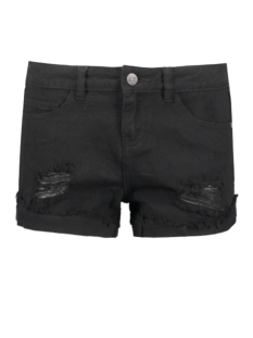 Noisy may Korte broek NMFRAN NW DENIM SHORTS GU330 10170856 Black