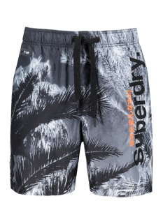 Superdry Sport short M30003PO PREMIUM NEO PHOTO UTR MONO PRINT