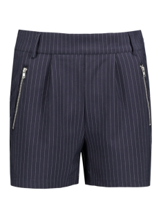 Only Korte broek onlPOPTRASH ZIP PINSTRIPE SHORTS 15134210 Night Sky