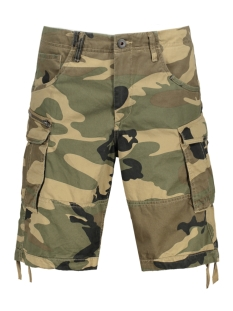 Jack & Jones Korte broek JJICHOP CARGO SHORTS WW STS 12117970 Green Eyes