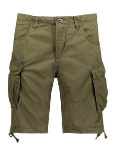 Jack & Jones Korte broek JJICHOP CARGO SHORTS WW STS 12117970 Olive Night
