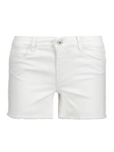 onldenim power reg dnm shorts box p 15136120 only korte broek white