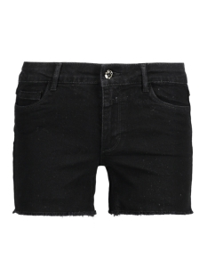 Only Korte broek onlDENIM POWER REG DNM SHORTS BOX P 15136120 Black