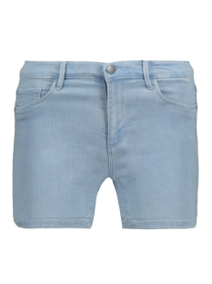 Only Korte broek onlRAIN REG SHORT SHORTS CRY BOX 15139438 Light Blue Denim
