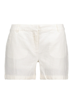 Vila Korte broek VIMILAS SHORTS 14041093 Cloud Dancer
