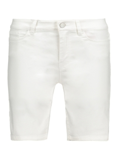 Vero Moda Korte broek VMHOT SEVEN NW LONG SHORTS 10169569 Bright White