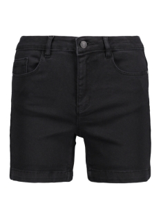 Vero Moda Korte broek VMSEVEN NW SMOOTH DENIM SHORTS GU40 10171234 Black