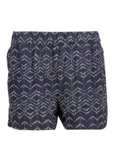 Vero Moda Korte broek VMMILO SHORTS NOOS A 10171439 Navy Blazer/Print