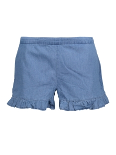 Vila Korte broek VIGIA SHORTS 14040898 Light Blue Denim