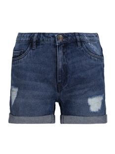 Jacqueline de Yong Korte broek JDYCODE DESTROY DENIM SHORTS MED. BLUE 15131719 Medium Blue Denim