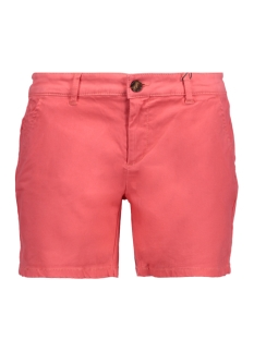 Only Korte broek onlTRICIA CHINO SHORTS PNT 15134597 Calypso Coral