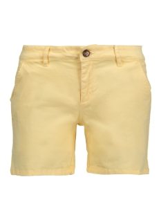 Only Korte broek onlTRICIA CHINO SHORTS PNT 15134597 Pale Banana