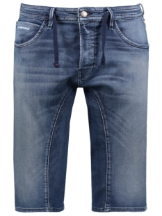 Jack & Jones Korte broek JJICLAY JJLONG SHORTS JOS 033 I.K S 12122894 Blue Denim