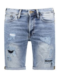 Jack & Jones Korte broek JJIRICK JJORIGINAL SHTS SC 116 IND 12117806 Blue Denim