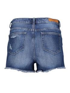 onlmary hw  dnm shorts pim noos 15135067 only korte broek dark blue denim