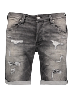 Jack & Jones Korte broek JJIRICK JJDASH SHORTS GE 090 IND KN 121212 Grey Denim