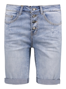 Object Korte broek OBJANTIFITALLY LW SHORTS OXI119 90 23024120 Light Blue Denim