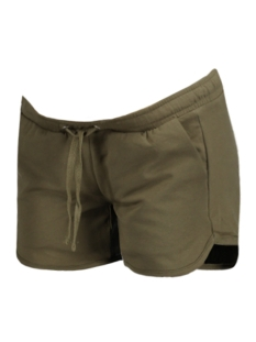 Mama-Licious Positie broek MLNABIA JERSEY SHORTS A 20007617 Ivy Green