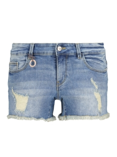 onlCORAL SL. DESTROY DNM SHORTS AKM 15138765 Medium Blue Denim