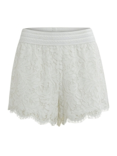 Vila Korte broek VILIMA SHORTS 14041284 Cloud Dancer