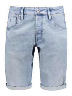 Jack & Jones Korte broek JJIRON JJLONG SHORTS JOS 366 INDIGO 12125147 Blue Denim