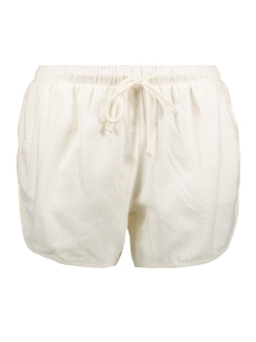 Vila Korte broek VIEXCITE SHORTS 14041000 Cloud Dancer