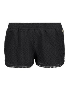Only Korte broek onlLINE FAIRY SHORTS  WVN 15137038 Black
