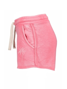 onlolivia shorts swt 15138045 only korte broek bubblegum/wash