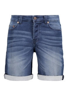 Only & Sons Korte broek onsLOOM JOG SHORTS M. BLUE EXP 22008387 Medium Blue Denim