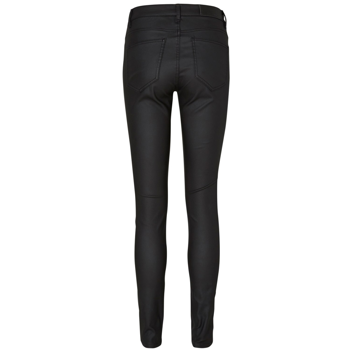 nmlucy nw deluxe coated pants noos 27000548 noisy may broek black