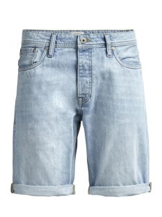 Jack & Jones Korte broek JJIRICK JJORIGINAL SHORTS AM 106 ST 12116413 Blue Denim