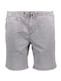 Superdry Korte broek M71001PQF1 SUNSCORCHED SHORT HJH CLOUD GREY