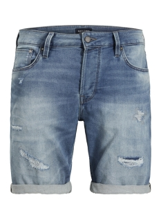 Jack & Jones Korte broek JJIRICK JJICON SHORTS GE 796 I.K. S 12132236 Blue Denim