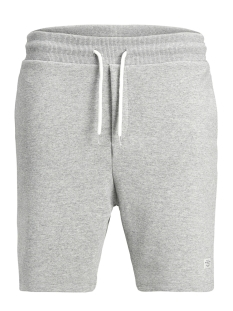 Jack & Jones Korte broek JORHOUSTON SWEAT SHORTS NOOS 12130349 Light Grey Melange