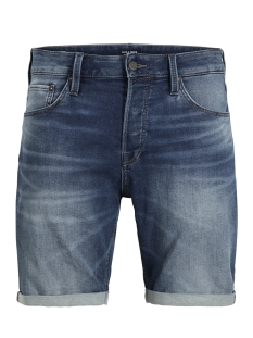 Jack & Jones Korte broek JJIRICK JJICON SHORTS GE 780 I.K. S 12132225 Blue Denim