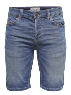 Only & Sons Korte broek onsBULL SHORTS BLUE JOG PK 8473 NOO 22008473 Blue Denim