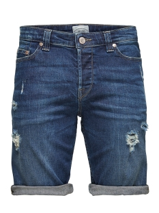 Only & Sons Korte broek onsPLY SHORTS M BLUE DAMAGE CR 8603 22008603 Blue Denim
