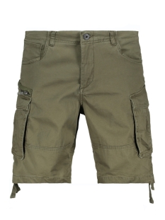Jack & Jones Korte broek JJICHOP JJCARGO SHORTS AKM 429 STS 12133060 Olive Night