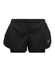 Only Play Sport short onpSOFI RUN SHORTS 15145632 Black/W.BLACK