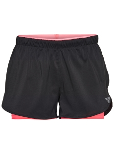 Only Play Sport short onpSOFI RUN SHORTS 15145632 Black/LIPSTICK P