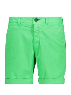 Superdry Korte broek M71002NO SZN (Hyper Green)