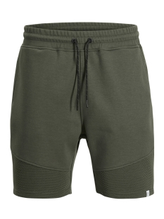 Jack & Jones Korte broek JCODONDE SWEAT SHORTS EASTER 12136063 Thyme