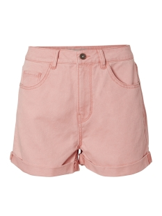 Vero Moda Korte broek VMNINETEEN HR LOOSE COLOR SHORTS 10173908 Strawberry ice