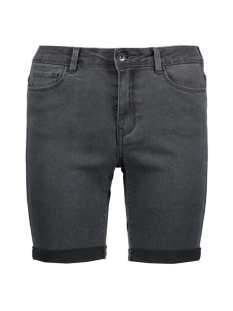 Vero Moda Korte broek VMHOT SEVEN NW DNM LONG F SHORT MIX 10193078 Medium Grey Denim