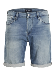 Jack & Jones Korte broek JJIRICK JJICON SHORTS GE 797 I.K. S 12132206 Blue Denim
